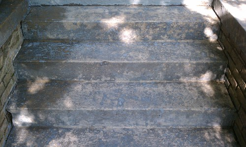 Half-stripped steps