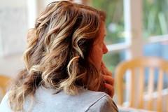 Mama's pretty curls