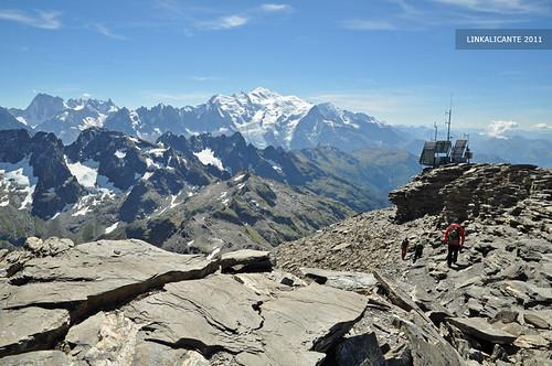 Cresta del Mont Buet