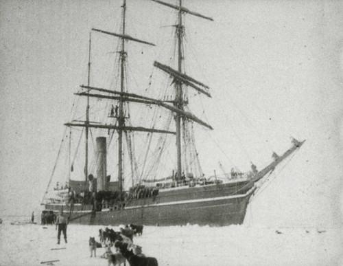 Steam Yacht 'Terra Nova' by The National Archives UK