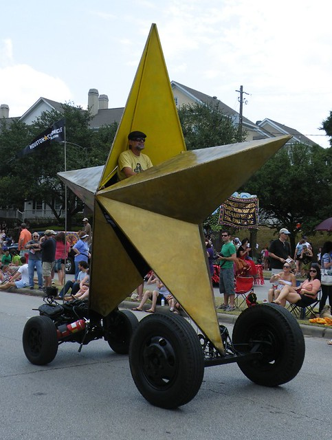 Houston Art Car Parade 2011 5