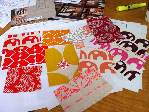 umbrella prints trims by kspeak