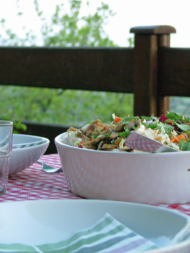 mushroom & potato salad3