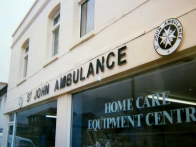 st-johns-ambulance-signs by Carl Armes