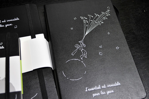 Moleskine limited edition : Le Petit Prince
