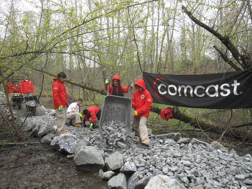 City Year and Comcast