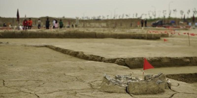 難懂的遠古時代:南科正在挖掘的「灣港南遺址」(6.8ys)