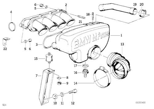 Bmw M40 Knock Sensor
