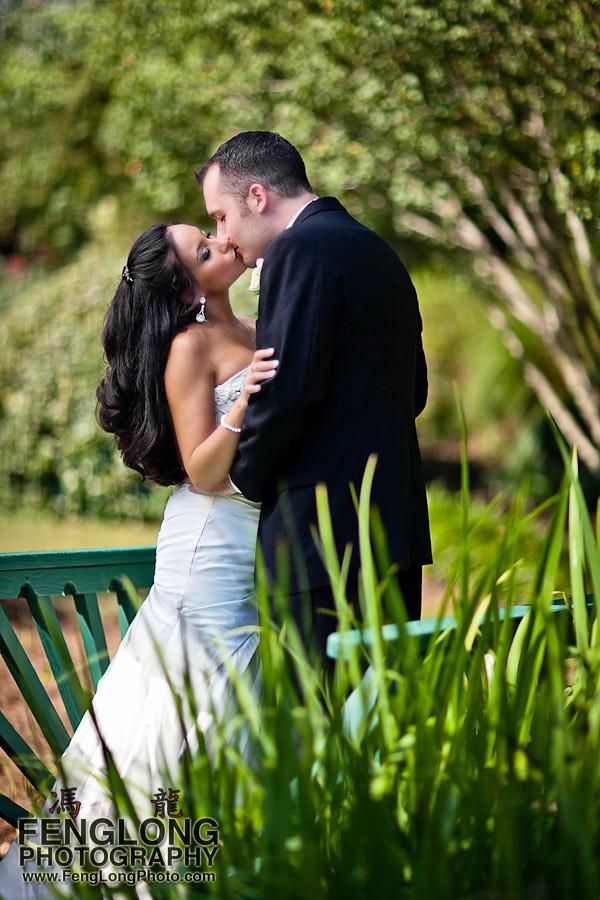 Nayla + Kyle   Little Gardens   Lawrenceville Wedding Photographer