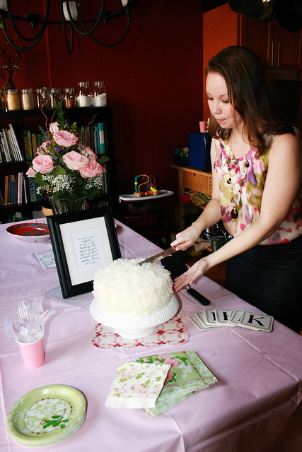 Lisa's Bridal Shower