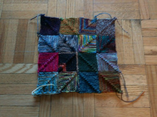 Patchwork Blanket - Centre