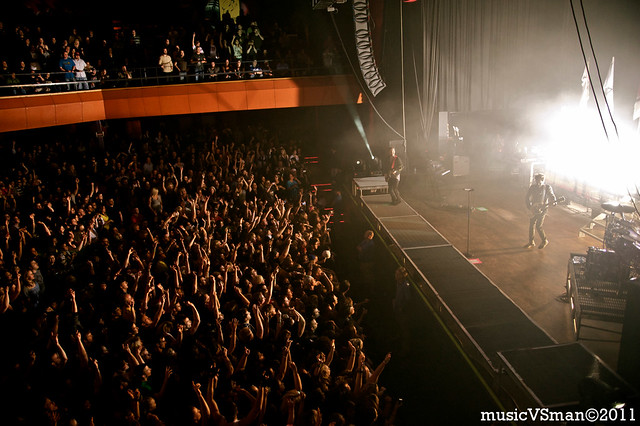 30 Seconds to Mars @ The Pageant - 04.18.11