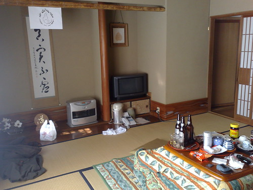 Dónde dormir y alojamiento en Mt. Koya (Japón) - Templo Hoon-In.