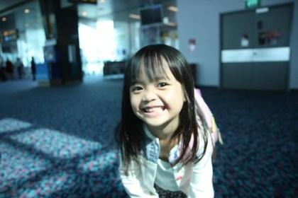 at changi airport