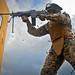 Make it rain - Marine fires squad automatic weapon