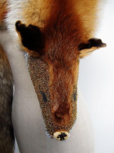 bara baras - fox head