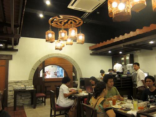 Inside Wee Nam Kee