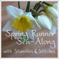 Spring Runner Sew-Along Button