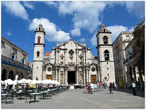 The Catedral de la Virgen María de la Concepción Inmaculada de La Habana