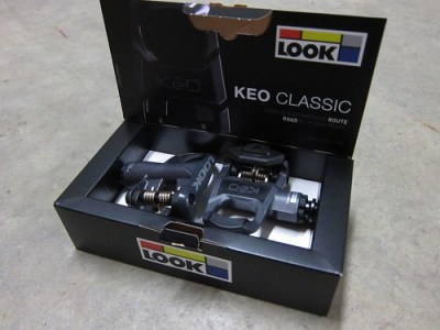 Look Keo Classic Pedal Package