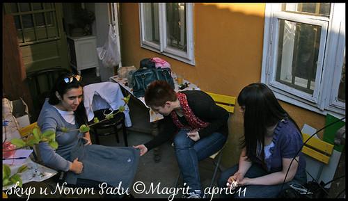 skup april Novi Sad
