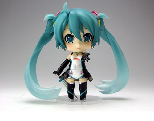 Nendoroid Racing Miku 2011 version