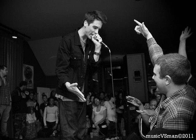 G-Eazy @ The Gramophone - 04.06.11