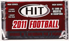 2011 SAGE Hit High pack
