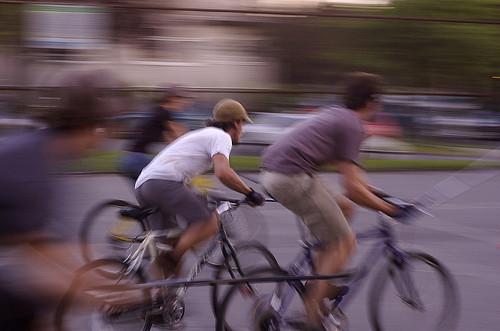 East Van Bike Polo - Jason Adams