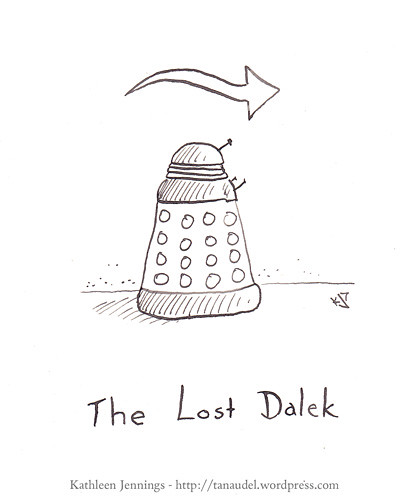The Lost Dalek