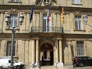 Place de l'Hotel de Ville, Aix-en-Provence - H...