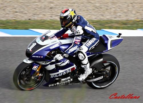 Jorge Lorenzo, Jerez 2011