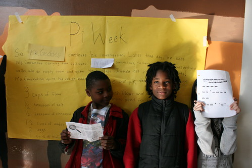 City Year Seattle - Pi Week Question
