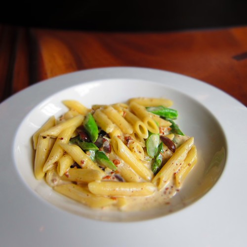 de Cecco Penne @ Fire at the W Retreat and Spa Bali by bloompy