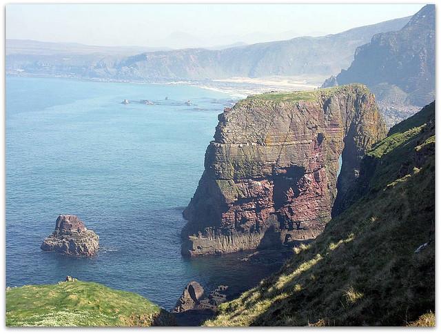 Rubha Reidh headland, near Loch Ewe