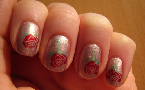 Nivea turbo roses