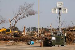 Operation Tomodachi: Sendai Airport clean-up