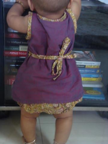 SEW Dress Bloom