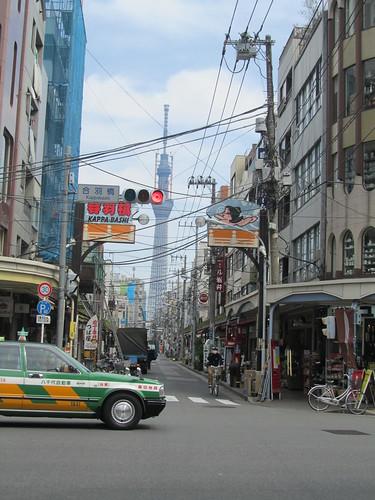 IKappabashi-dori