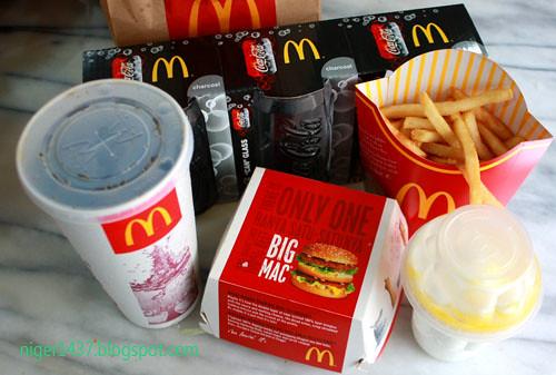 讓生活更快樂: McDonald's vs Coca Cola® Can Glass~