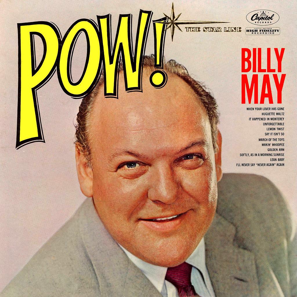 Billy May - POW!