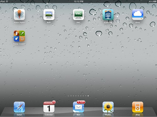 iPad 2 Screen 8