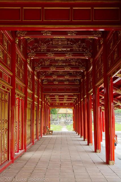 Forbidden City Arcade, Hue