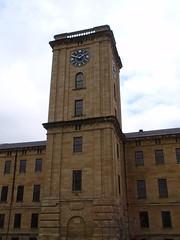 Rock Island Clock Tower