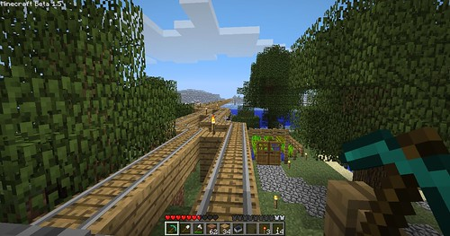 Minecraft - Big Bridge 2