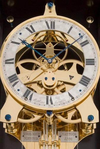 Matthias Naeschke - NL 500 - 4 Jahres Uhr