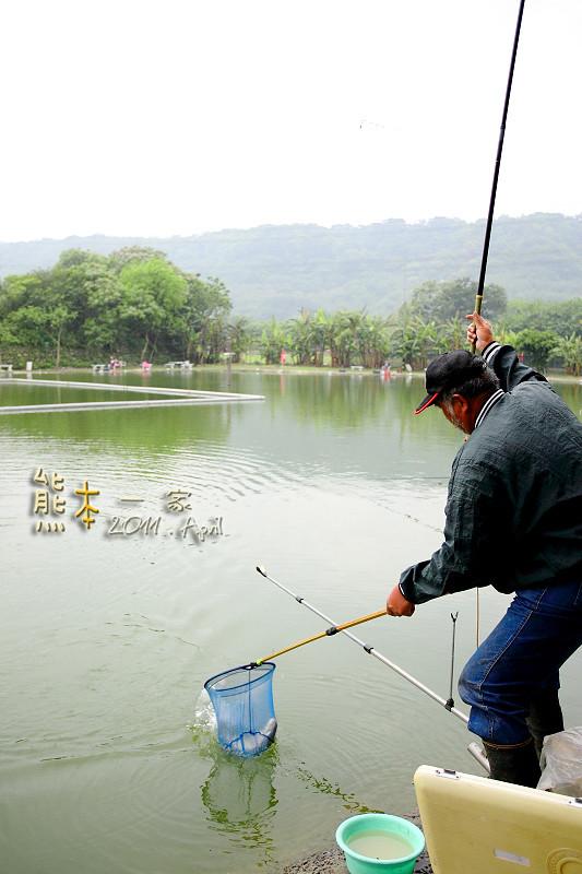 桃園大溪親子遊|石園農場-釣魚場-兒童戲水池~美味休閒兼具景點 | 熊本一家の愛旅遊瘋攝影