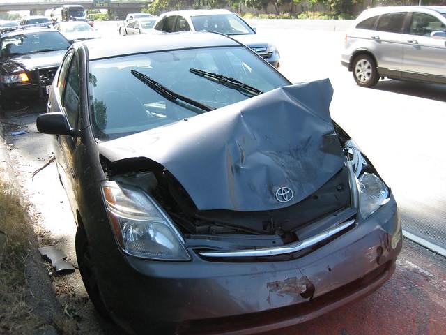 Jacked Prius