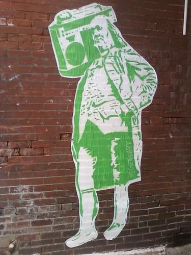 Ben Franklin Boombox