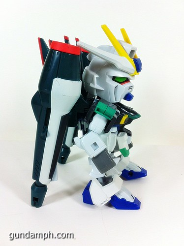 Gundam DformationS Blast Impulse Figure Review (14)